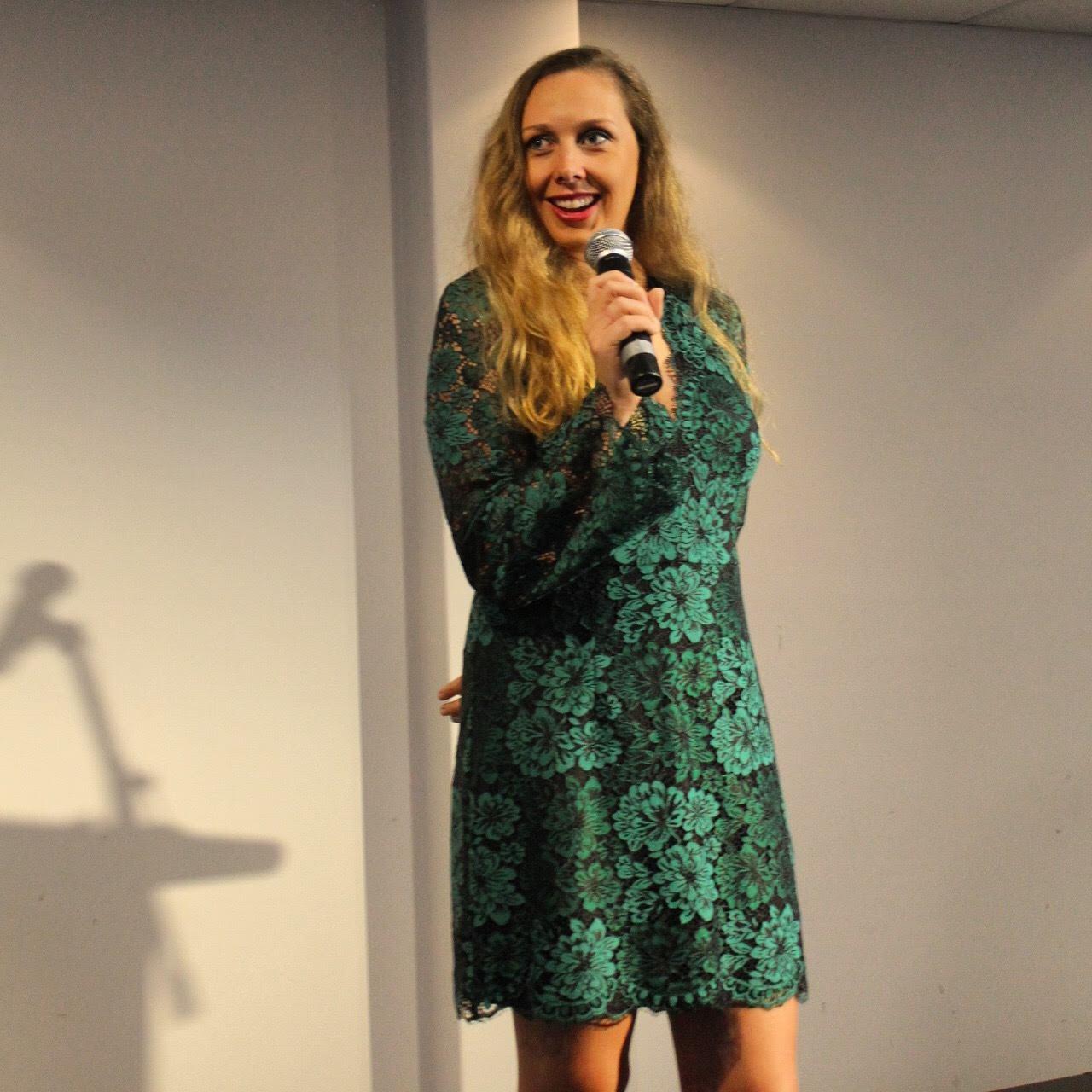 Emma Lovell Speaker, Writer and Personal Branding Specialist